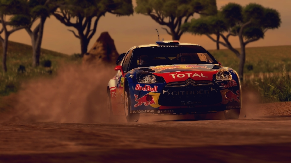 Image from WRC 3 SAFARI
