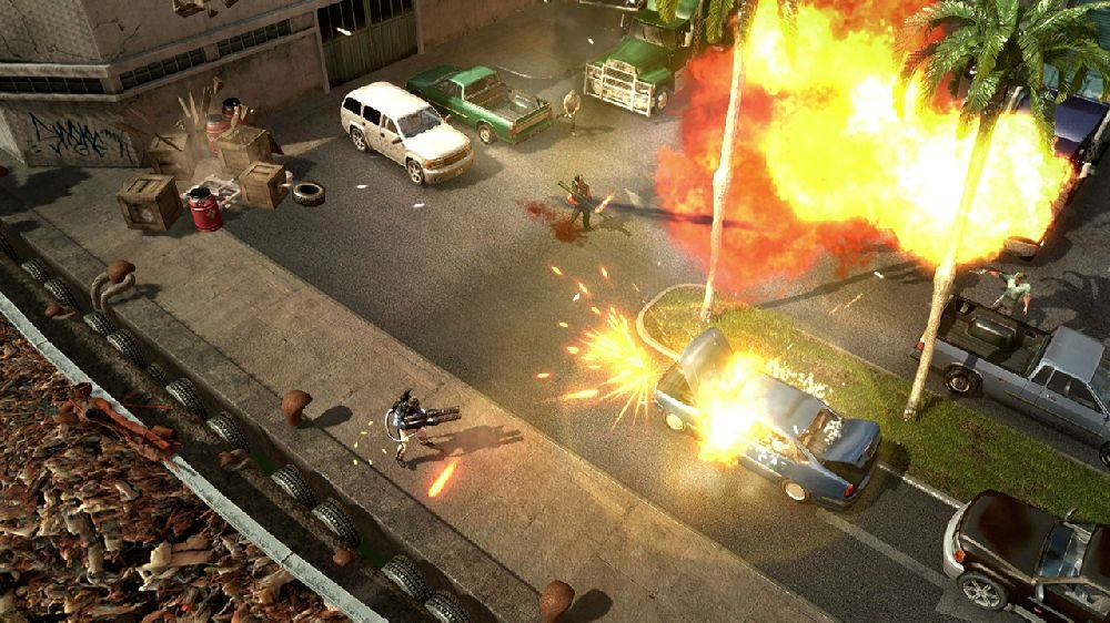Image from Narco Terror Release Trailer