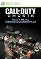 Call of Duty®: Ghosts - Paquete Heavy Metal