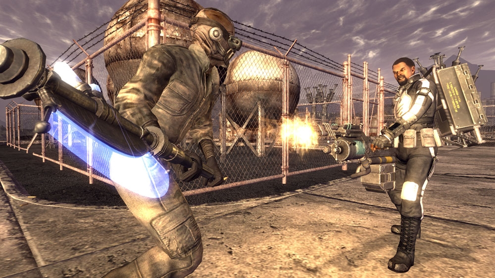 Fallout: New Vegas - Old World Blues のイメージ