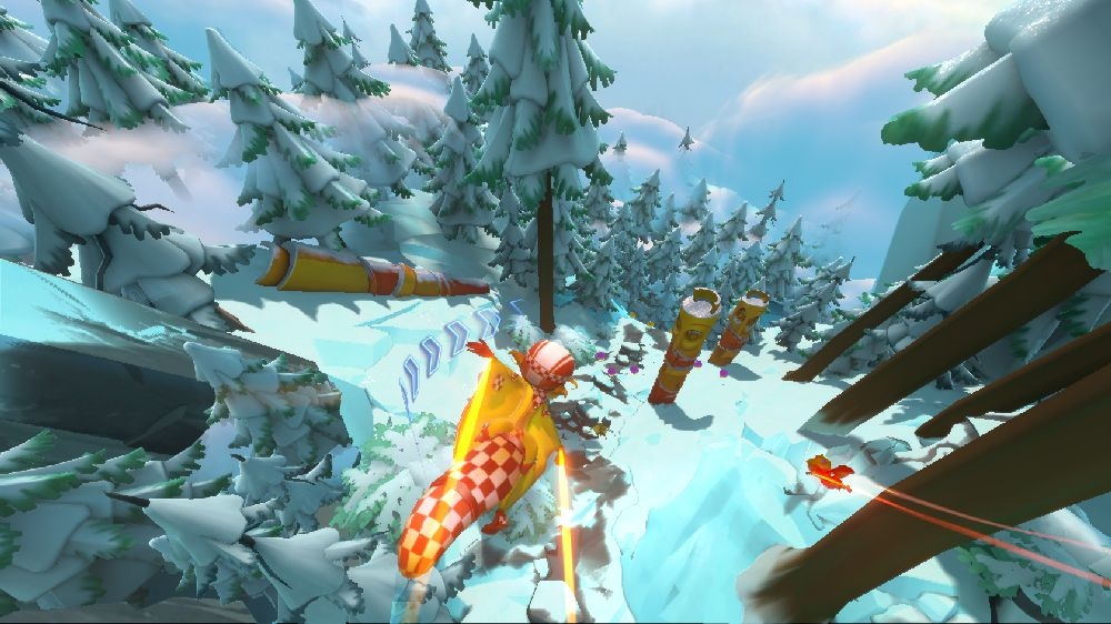 Image from Freefall Racers Launch Trailer