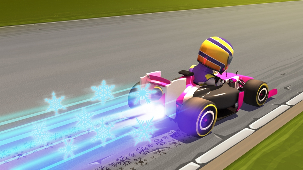 Kép, forrása: F1 RACE STARS™ Christmas Accessory Pack