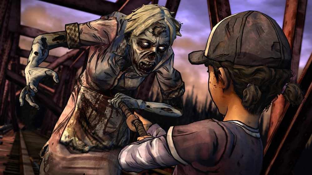 Image from The Walking Dead: Season 2, Ep.3, In Harm's Way