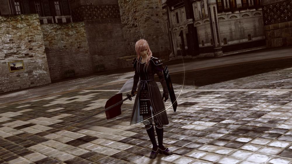 Image from Dark Samurai (English ver. only)