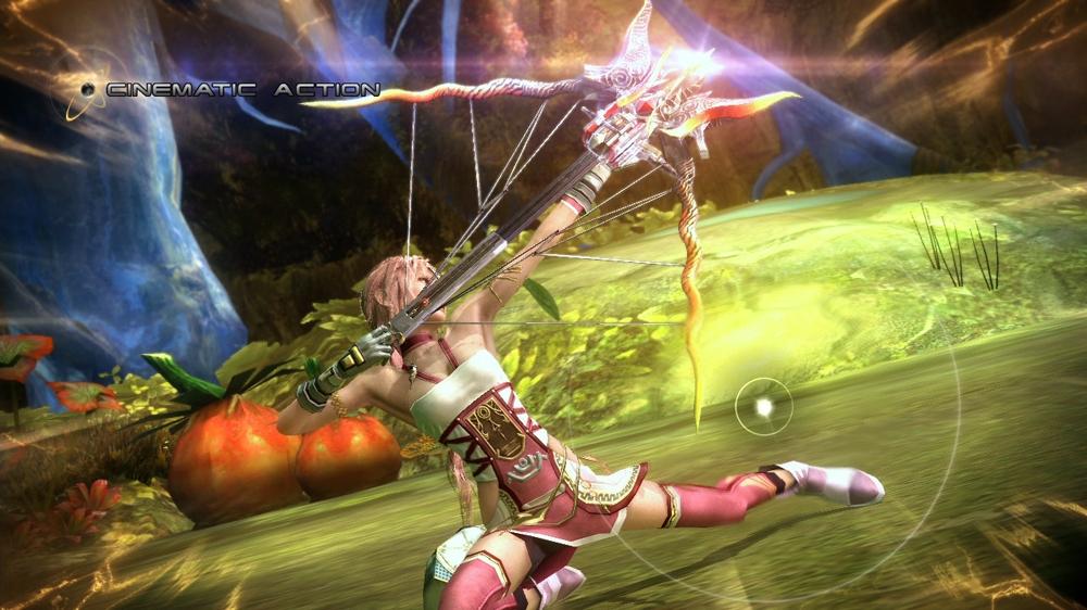 Imagen de Arma para Serah: Arco de Genji
