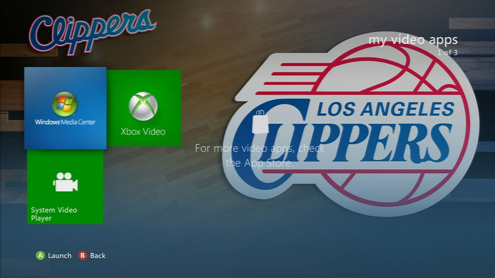 Image from NBA: Clippers Game Time