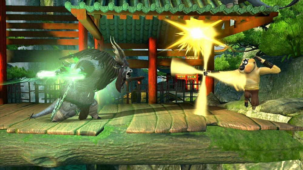 Image de Kung Fu Panda Personnage: Kai