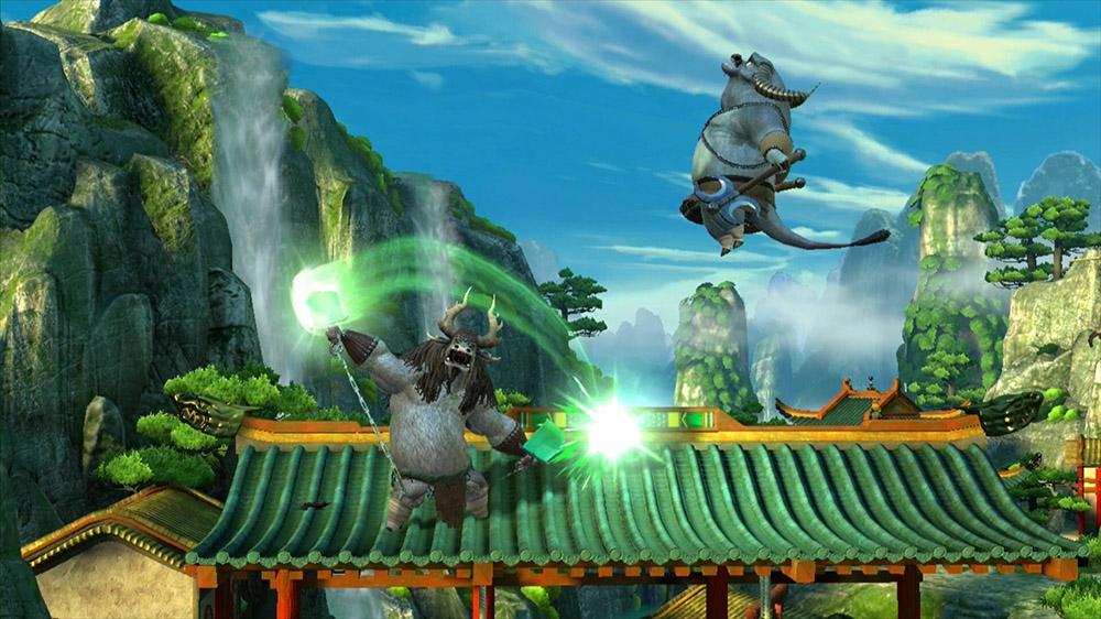 Imagen de Kung Fu Panda Personaje: Kai