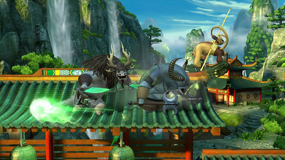 Obraz z Kung Fu Panda Character: Kai