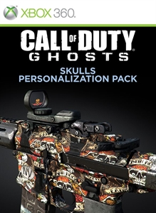 Call of Duty®: Ghosts - Paquete Calaveras