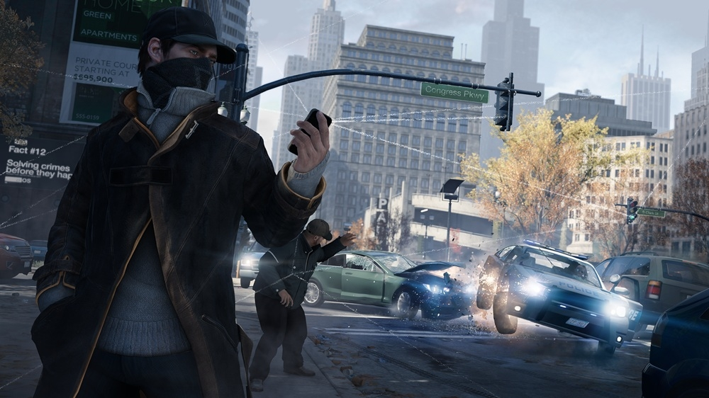 Image de Watch_Dogs™  - Trailer DedSec