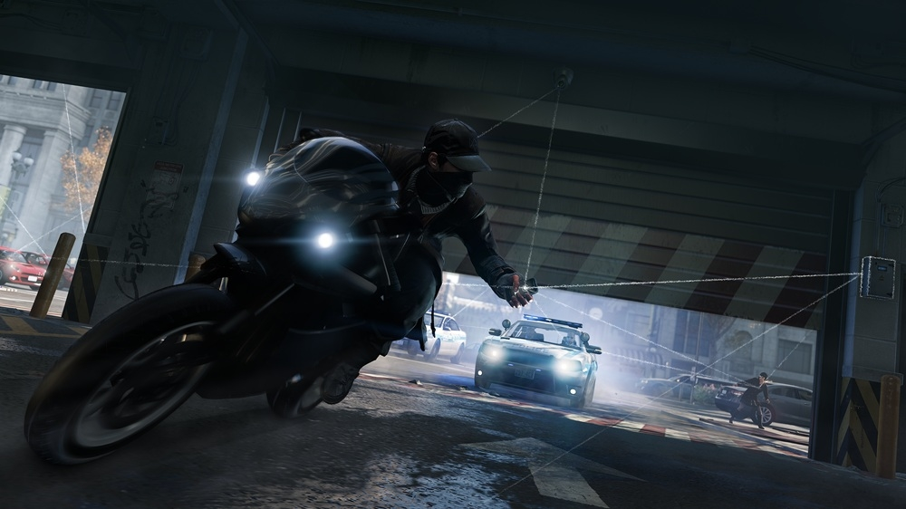 Image from Watch_Dogs™ - DedSec trailer