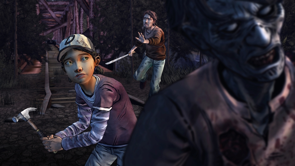 Image from The Walking Dead: Season 2, Ep.5, No Going Back