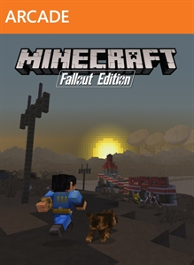 Minecraft Fallout Mash-up