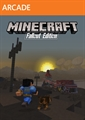 Minecraft Mash-up Fallout