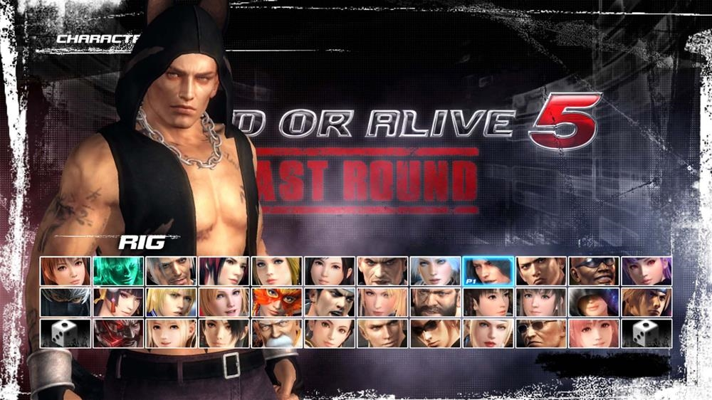 Image from DOA5LR Rig Halloween Costume 2015