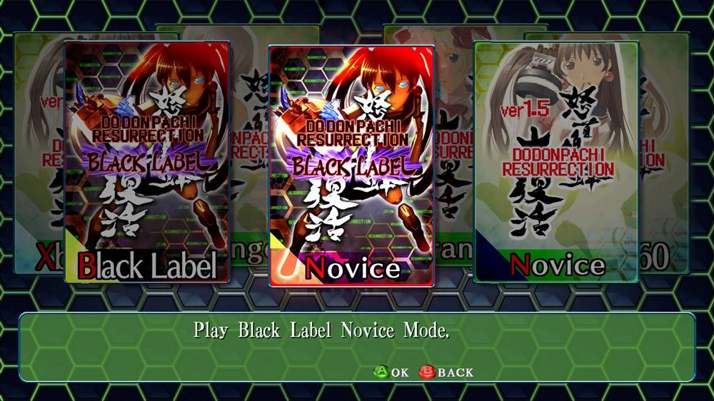 Image from DoDonPachi Resurrection Black Label
