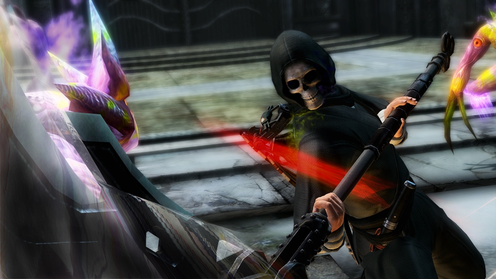 Image from Ninja Gaiden® 3 Great Scythe
