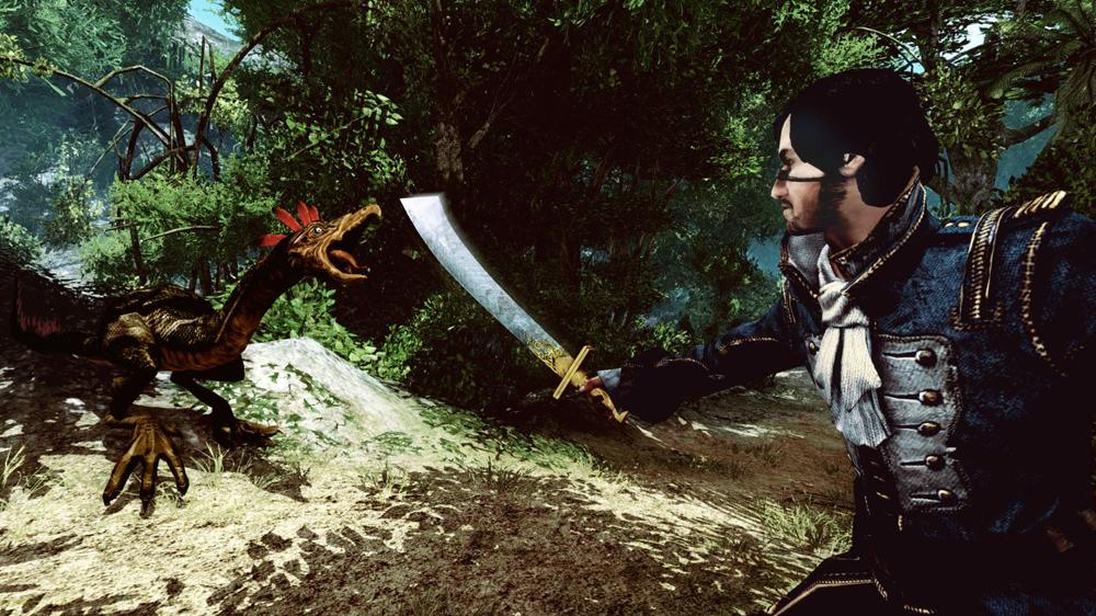 Image from Risen 2 Reveal Trailer