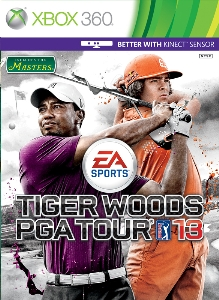 Pack de 6 campos de Tiger Woods PGA TOUR® 13