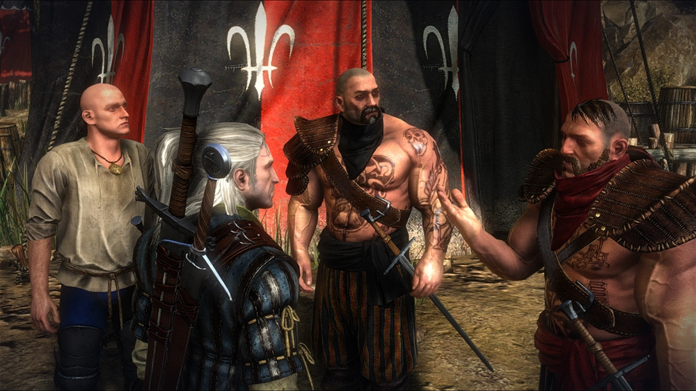 Image from The Witcher 2: Assassins of Kings Enhanced Edition CG Trailer