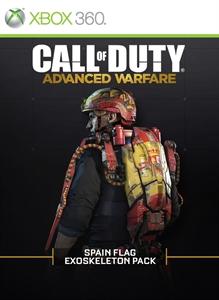 Spain Exoskeleton Pack
