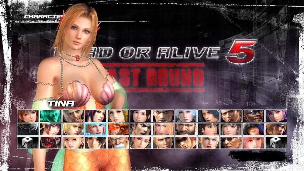 Image from DOA5LR Tina Halloween Costume 2015