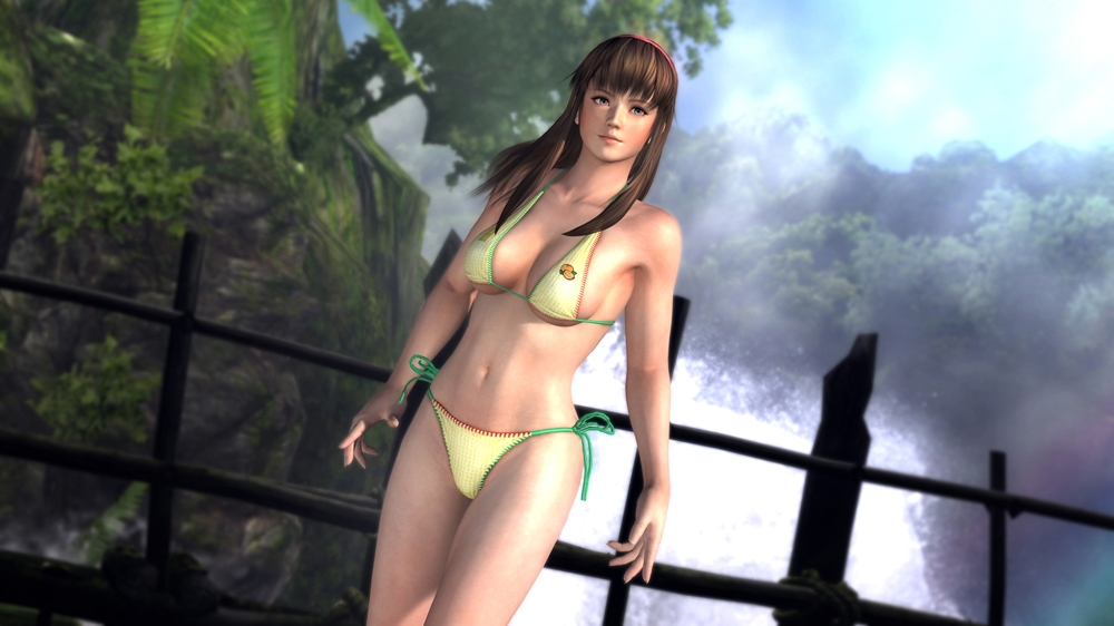 Image from Dead or Alive 5 Player's Swimwear Pack 2