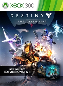 Destiny: The Taken King Digital Upgrade boxshot