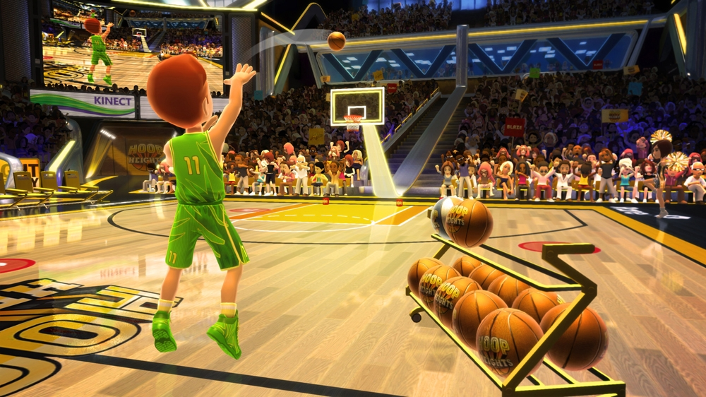 Image from Basketball Challenge Pack Trailer