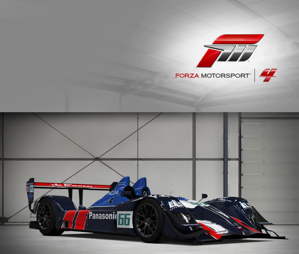 #66 de Ferran Motorsports ARX-01b