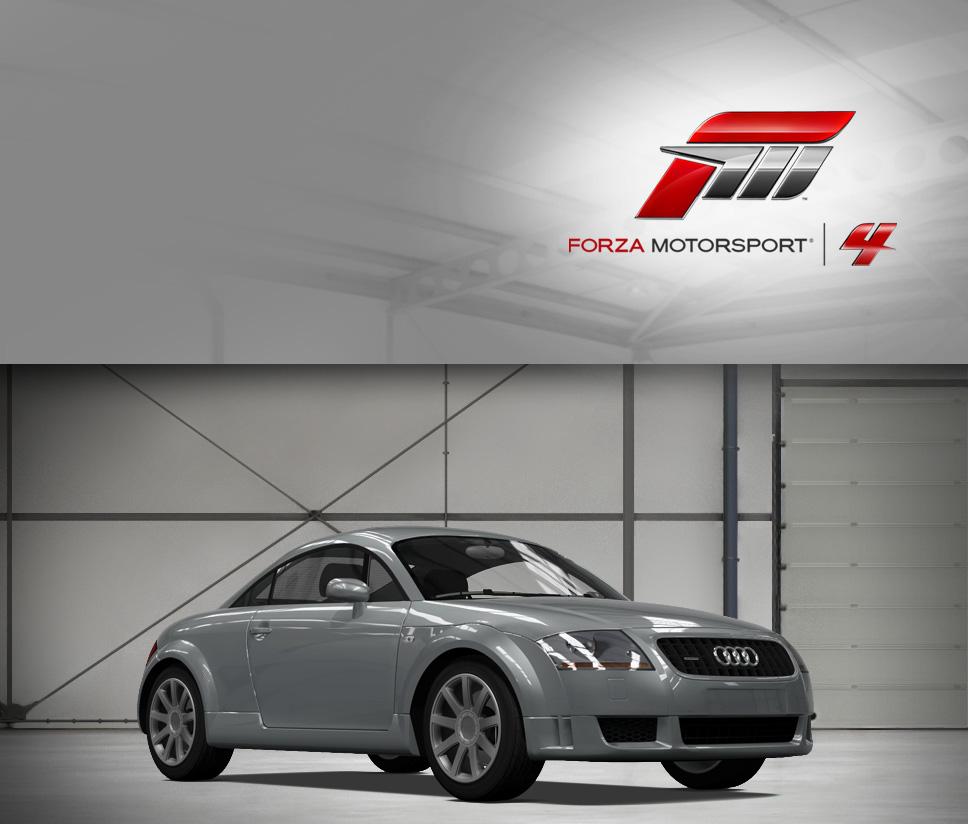 TT Coupe 3.2 quattro
