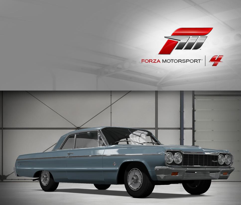 Impala SS 409