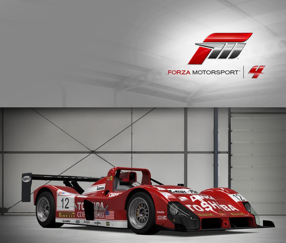 #12 Risi Competizione F333 SP