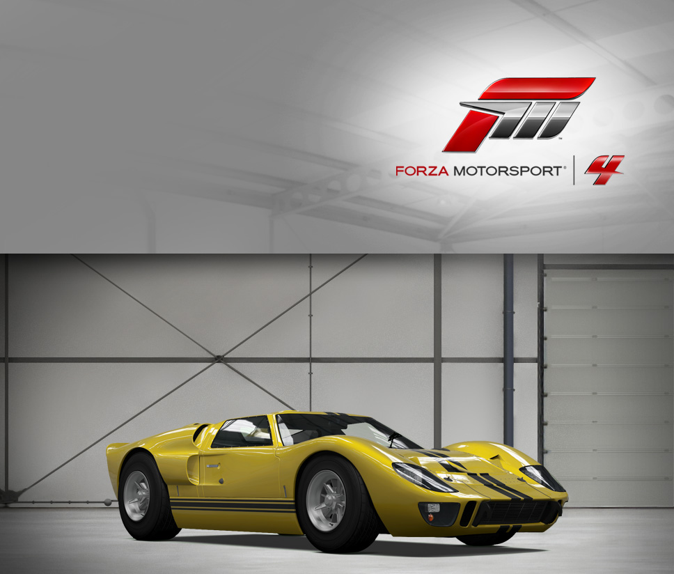 GT40 MkII