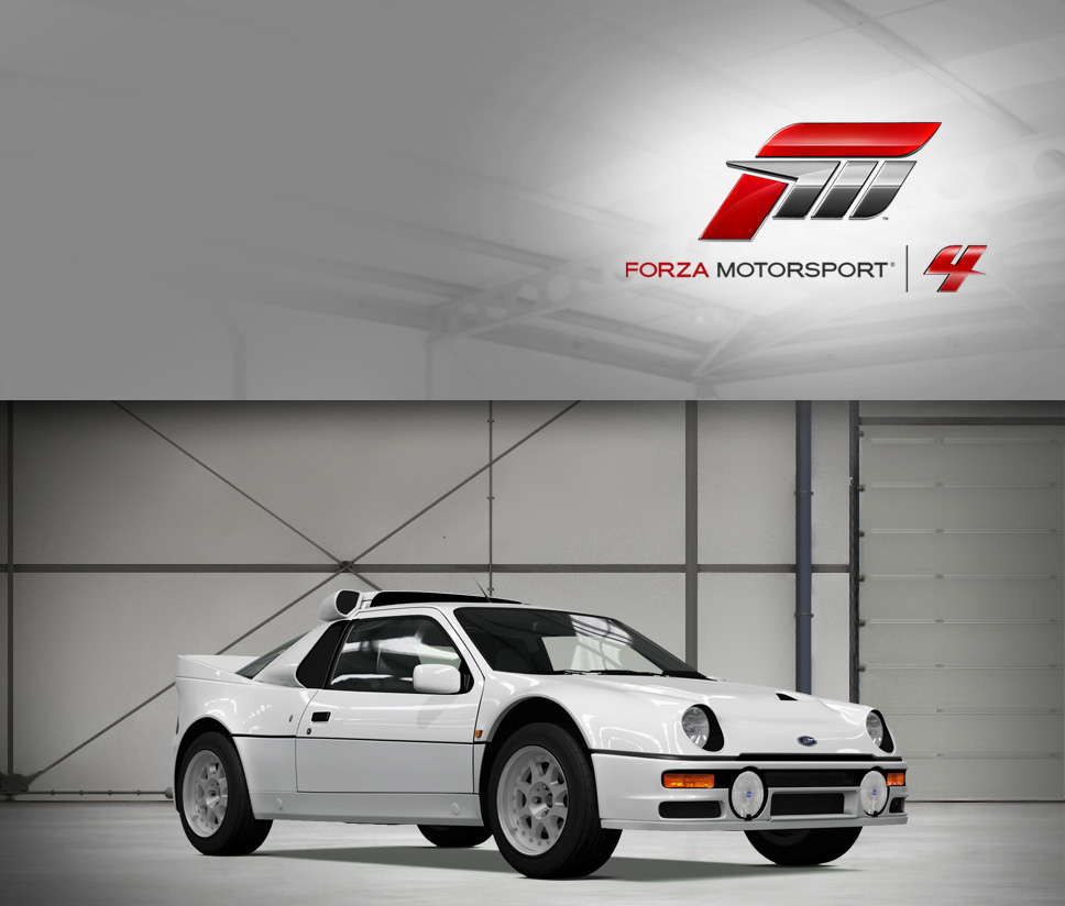 RS200 Evolution