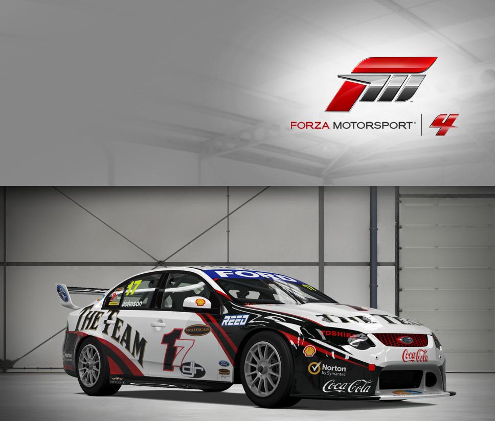 #17 Dick Johnson Racing Team FG Falcon
