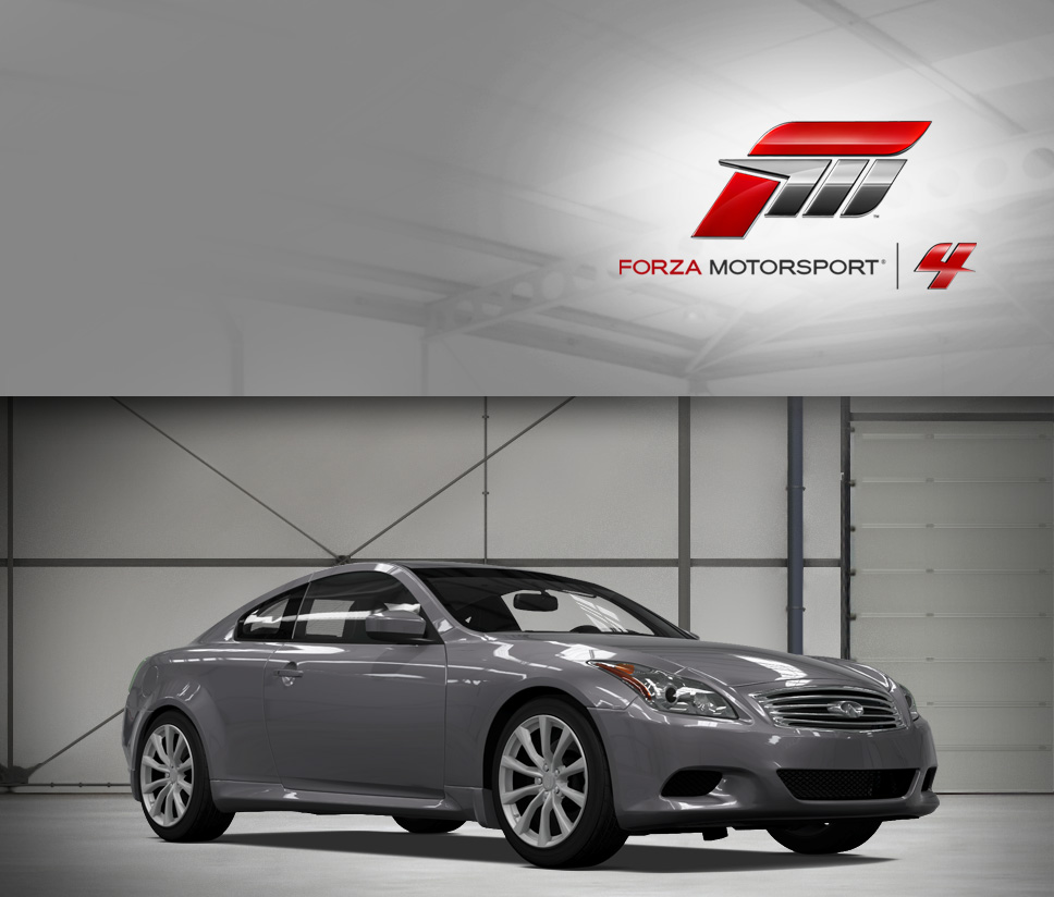 G37 Coupe Sport