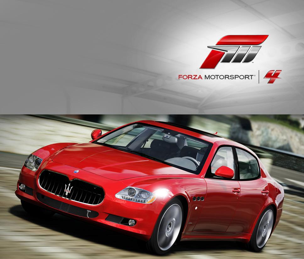 Maserati QP gts