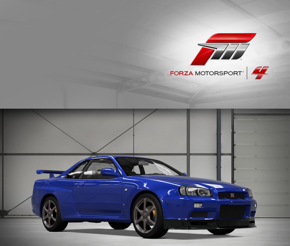 Skyline GT-R V-Spec II