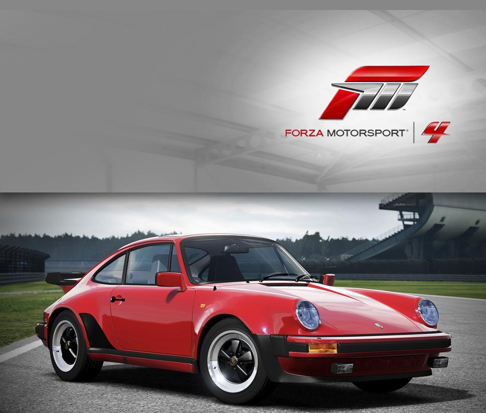 911 Turbo 3.3
