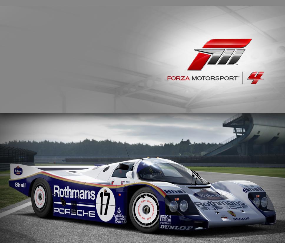 #17 Racing Porsche AG 962c