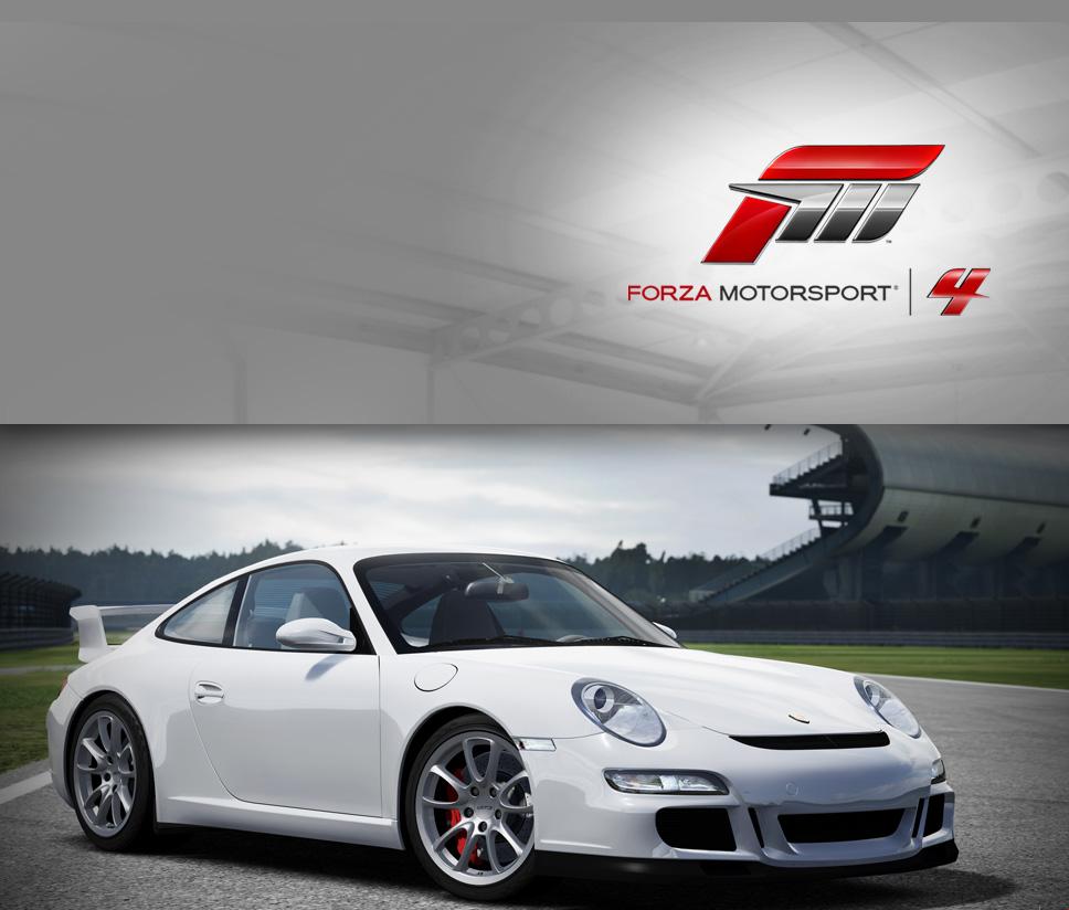 911 GT3 (997)