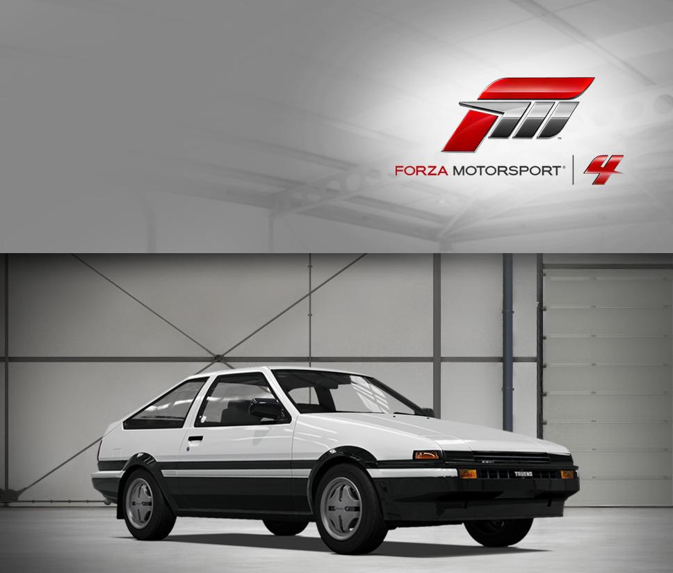 Sprinter Trueno GT Apex