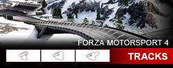 Forza Motorsport 4 Tracks
