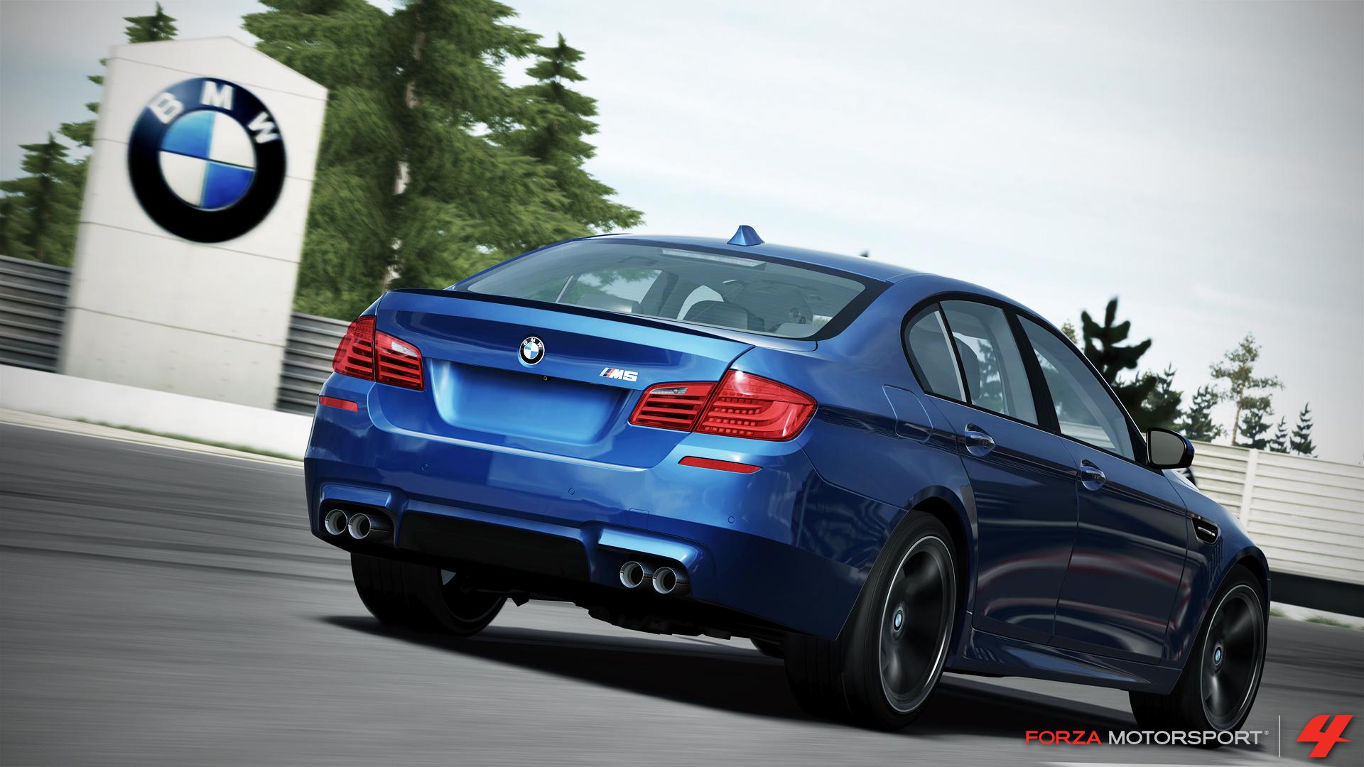 Forza FOURza FM4_2012_BMW_M5_F1_1