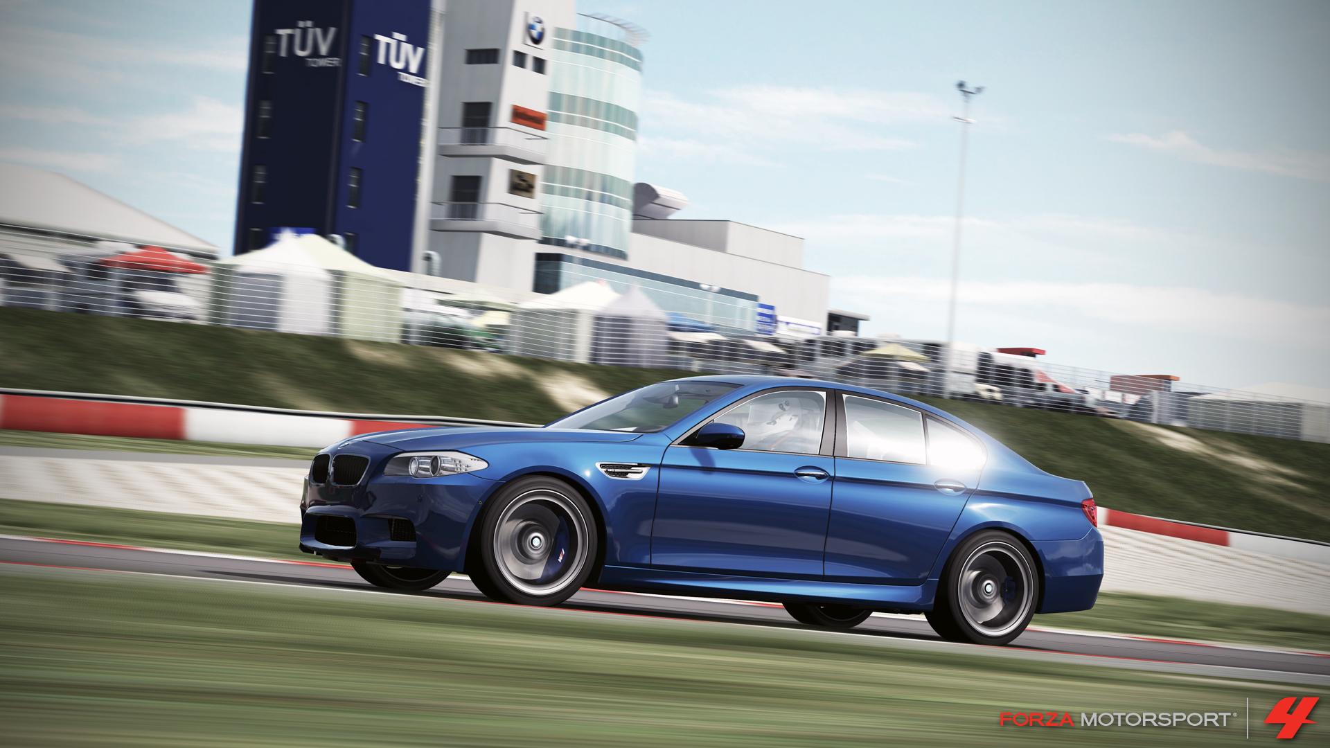 Forza FOURza FM4_2012_BMW_M5_F1_2