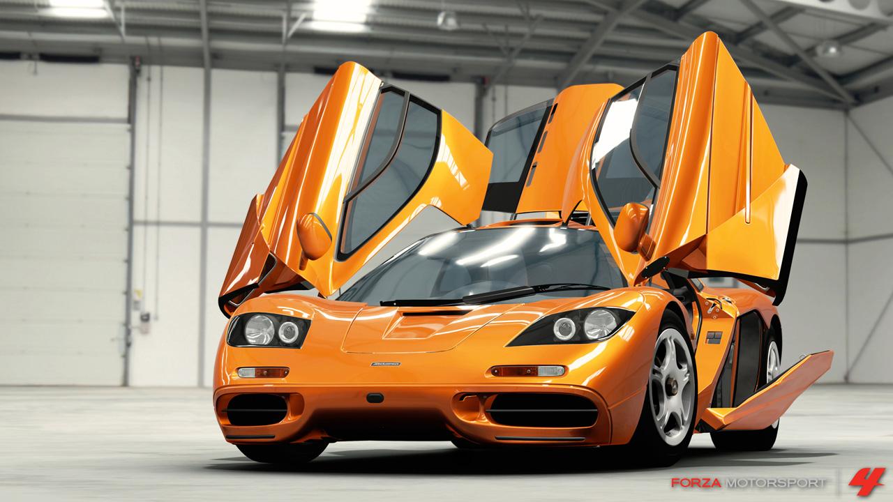 Forza FOURza FM4_1993_McLaren_F1