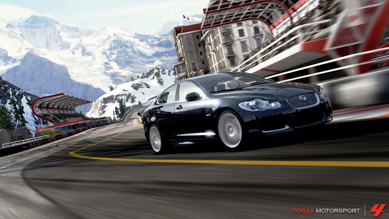Forza FOURza FM4_2010_Jaguar_XFR