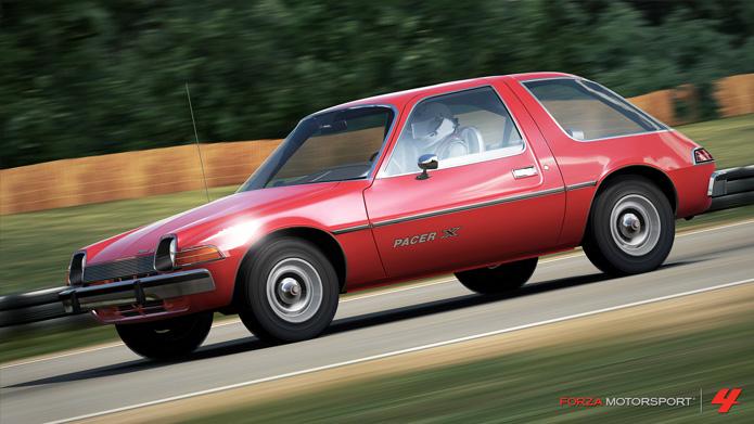 1977 AMC Pacer X